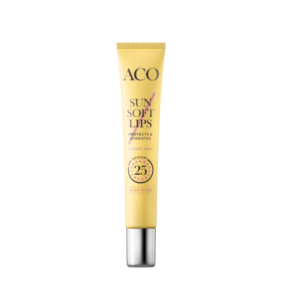 ACO Sun Soft Lips SPF 25NP 12 ml