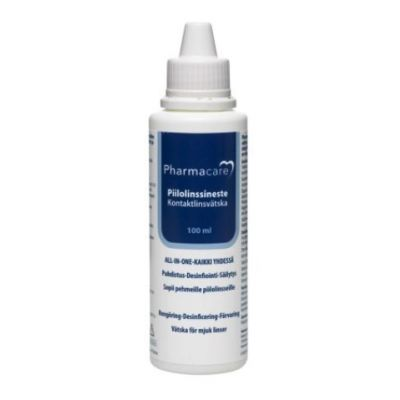 Pharmacare Piilolinssineste X100 ml