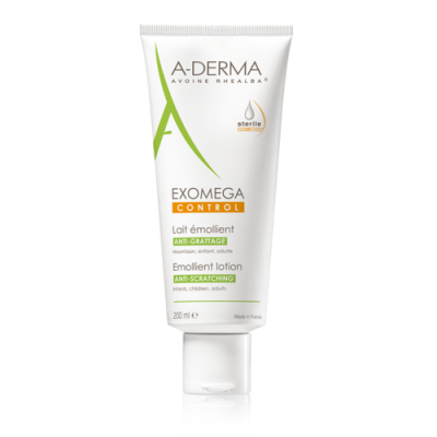 A-Derma Exomega Control lotion 200 ml