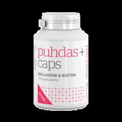 Puhdas+ Beauty Kollageeni & Biotiini X120 kaps