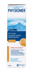 PHYSIOMER HYPERTONIC SPRAY 20 ML