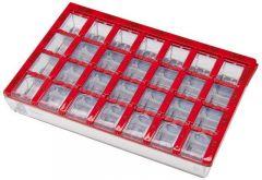 Dosett Medi Red FI 155x102x25 1 kpl
