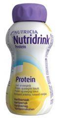 NUTRIDRINK PROTEIN VANILJA X4X200 ML