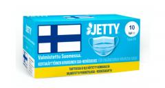 Jetty Type IIR-maski 10kpl