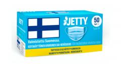 Jetty Type IIR-maski 50kpl